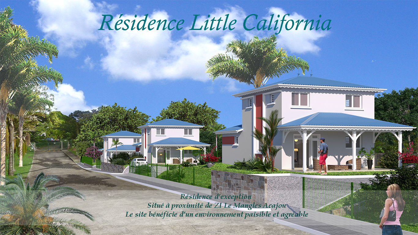 Residence Little Californie