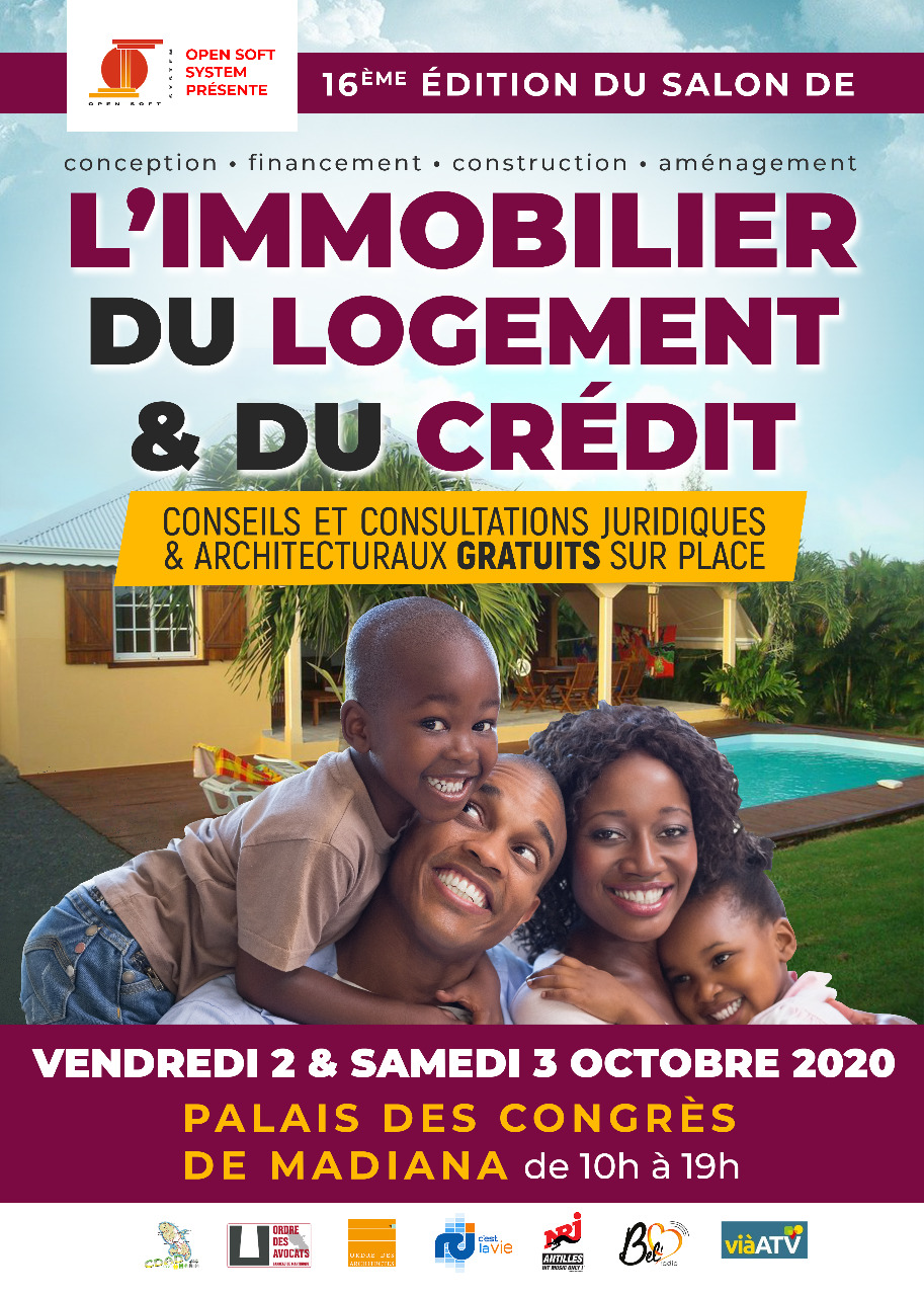 SALON DE L'IMMOBILIER DU SALON DU LOGEMENT & DU CREDIT